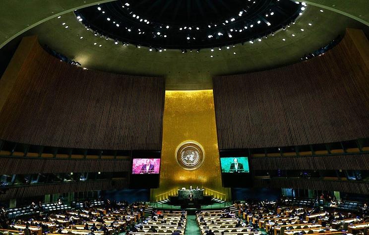 Россия на сессии ГА ООН вновь представит резолюцию по кибербезопасности