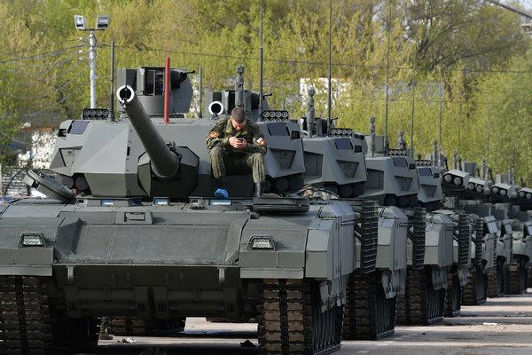 В Китае объяснили преимущество Т-14 «Армата» перед M1 Abrams