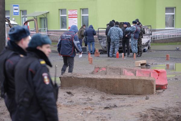 В российском городе расчленили и выбросили из окна девушку