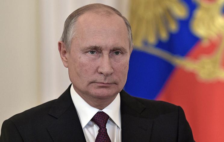 Путин отметит 67-летие с родными на природе
