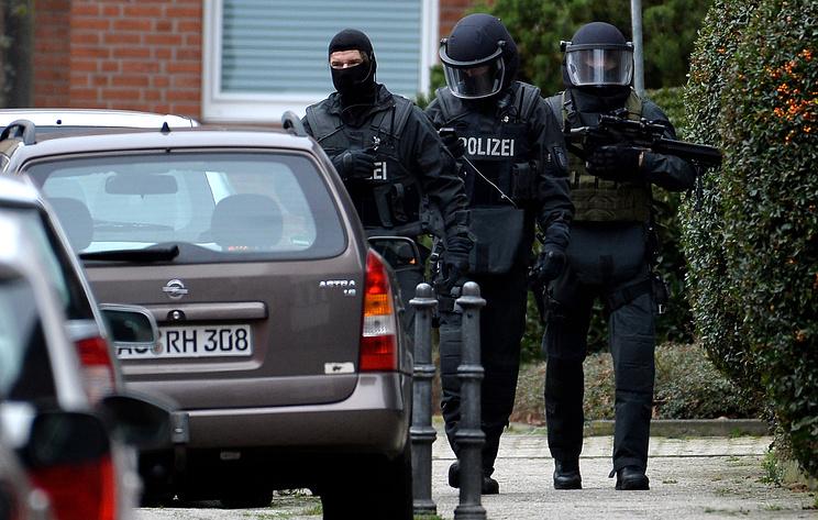 У синагоги на востоке Германии произошла стрельба