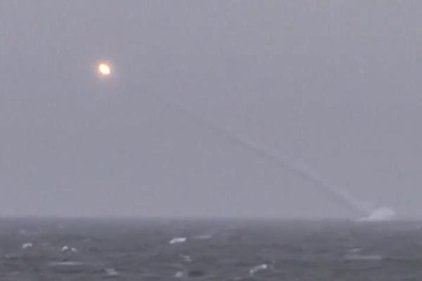 Россия запустила мощнейшую противокорабельную ракету
