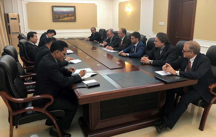 Замглавы МИД КНДР высоко оценил вклад ТАСС в развитие российско-корейской дружбы
