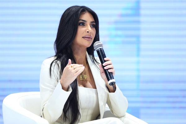 Ким Кардашьян призналась в любви к лавашу