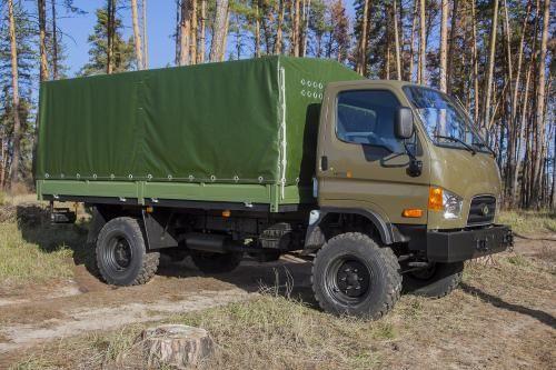 На Украине нашли замену выпущенному при Хрущеве грузовику