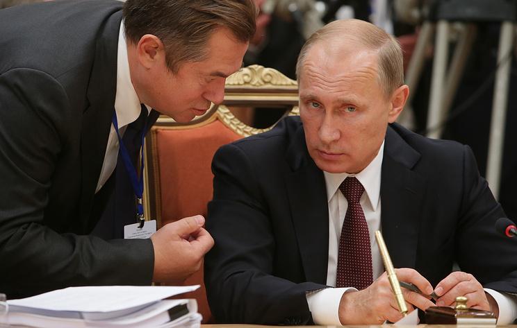 Путин освободил Глазьева от должности советника президента России