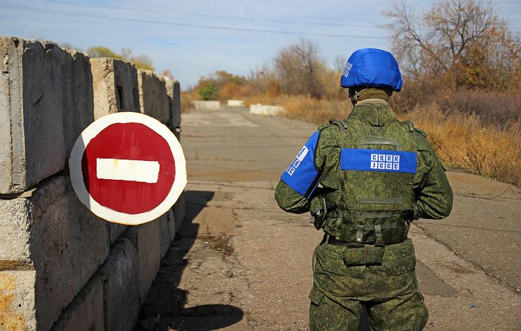 ЛНР заявила, что ВСУ вновь подтягивают бронетехнику и оборудуют позиции в районе Золотого