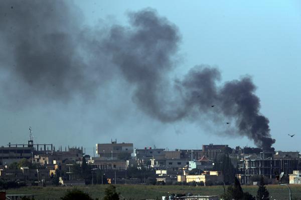 Турция рассказала о первых потерях в Сирии