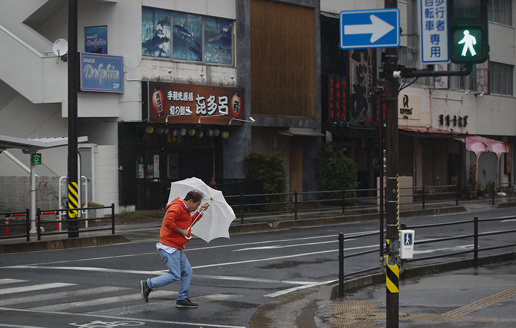 На Кубке мира по регби в Японии отменили третий матч из-за тайфуна