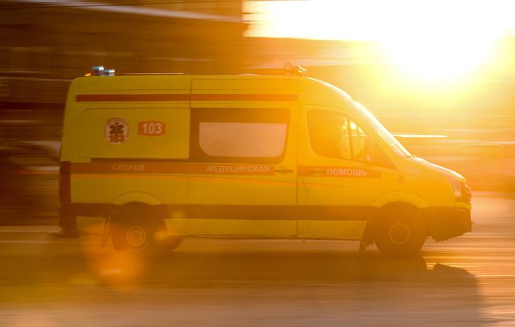 Пять человек погибли и пять пострадали в ДТП в Кашире
