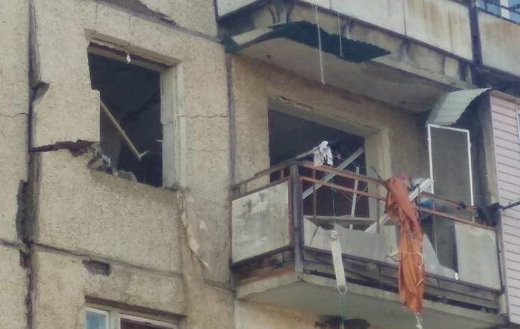 Спасатели извлекли погибшую при обрушении в жилом доме в Приморье