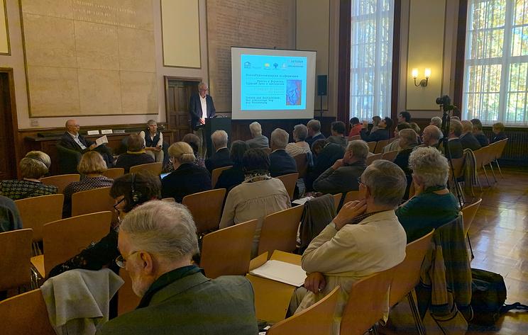 В Берлине открылась конференция, посвященная творчеству Даниила Гранина