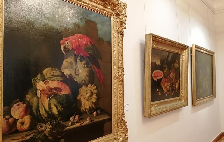 В Оренбурге открылась первая в истории города выставка картин из Эрмитажа