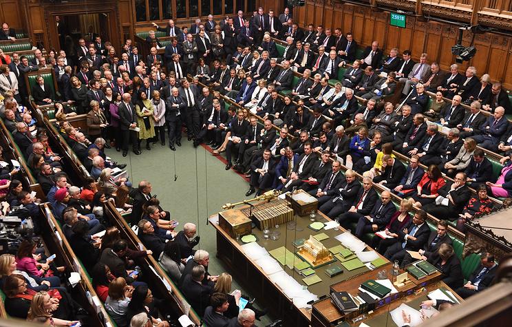 Правительство Британии запустило чрезвычайный план действий на случай Brexit без сделки
