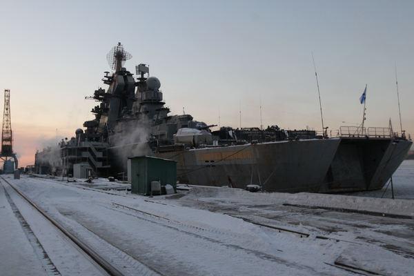 Объяснена бесполезность «Адмирала Нахимова» в борьбе с США