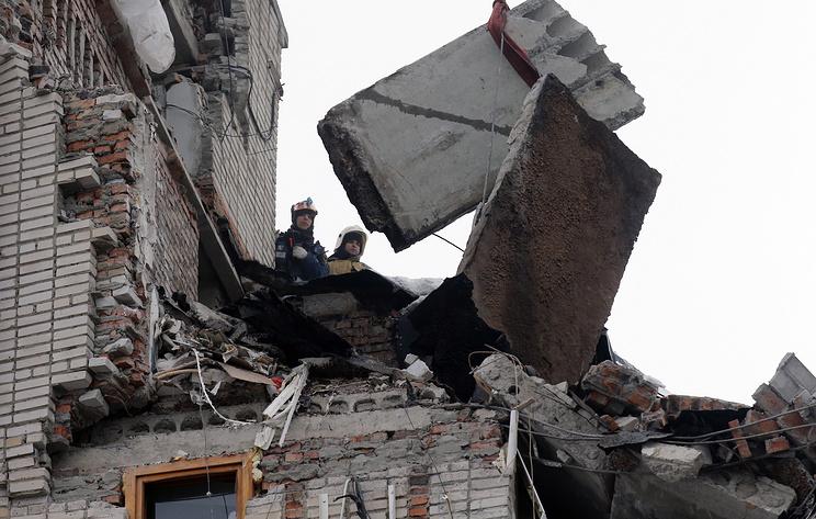 СК установил двоих подозреваемых по делу о взрыве газа в Шахтах