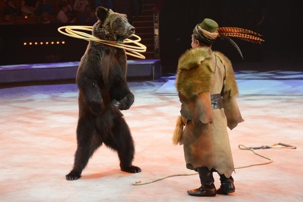 В Росгосцирке рассказали о невозможности обойтись без животных в представлениях