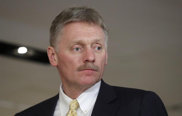 В Кремле сочли неудачной идею Киева о репарациях со стороны России за войну в Донбассе