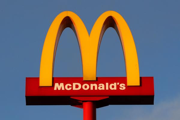 McDonald's нажил проблемы из-за мороженого и Хеллоуина