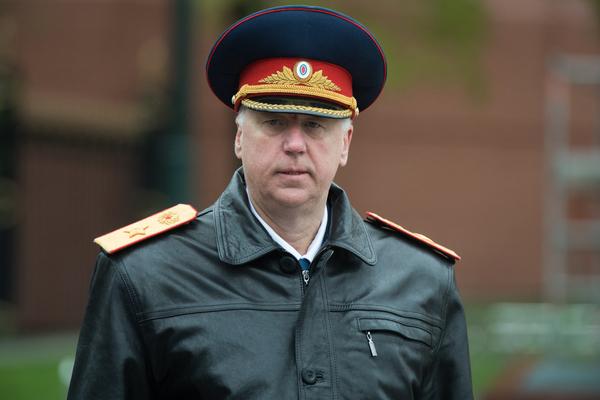 Бастрыкин проконтролирует дело о убийстве главы ингушского центра «Э»