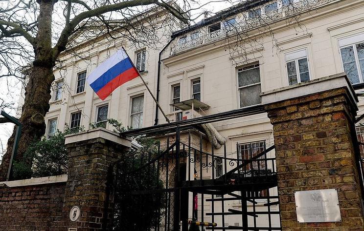 Посольство РФ в Британии раскритиковало Би-би-си за съемки фильма про отравление Скрипалей