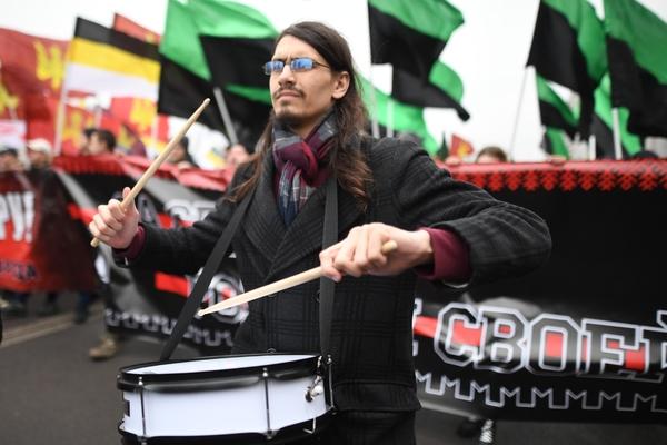 В Москве прошел «Русский марш»