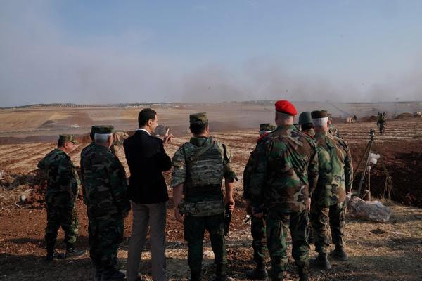 Сирия вернула нефтяное месторождение спустя несколько лет