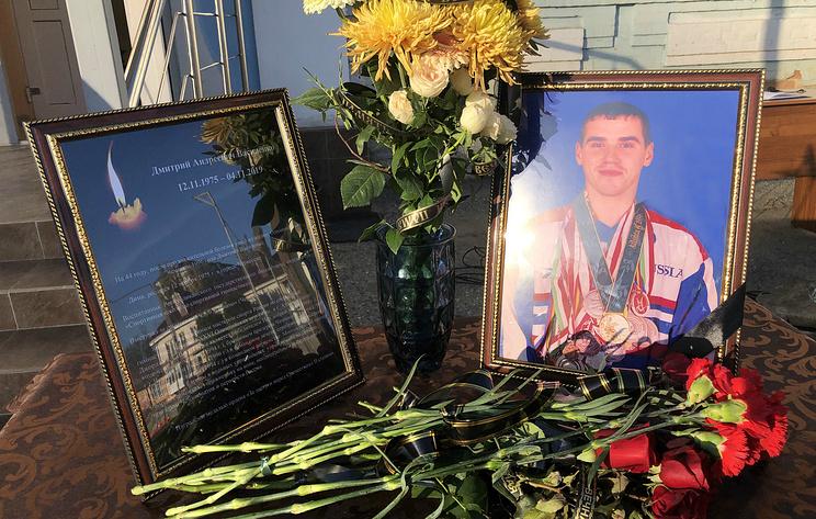 В Карачаево-Черкесии почтили память чемпиона ОИ по спортивной гимнастике Василенко