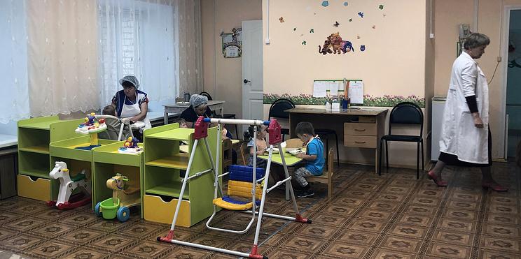 Очень ранняя помощь. Как в Костроме спасают детей от возможной инвалидности