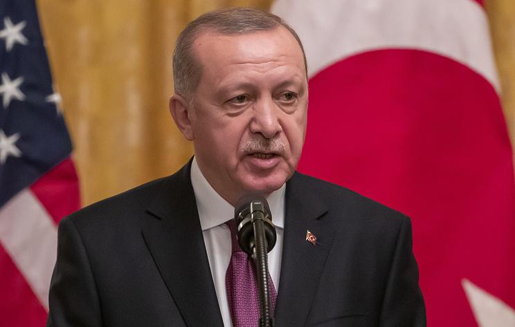 Эрдоган заявил, что Турция не может отказаться от С-400 в пользу Patriot