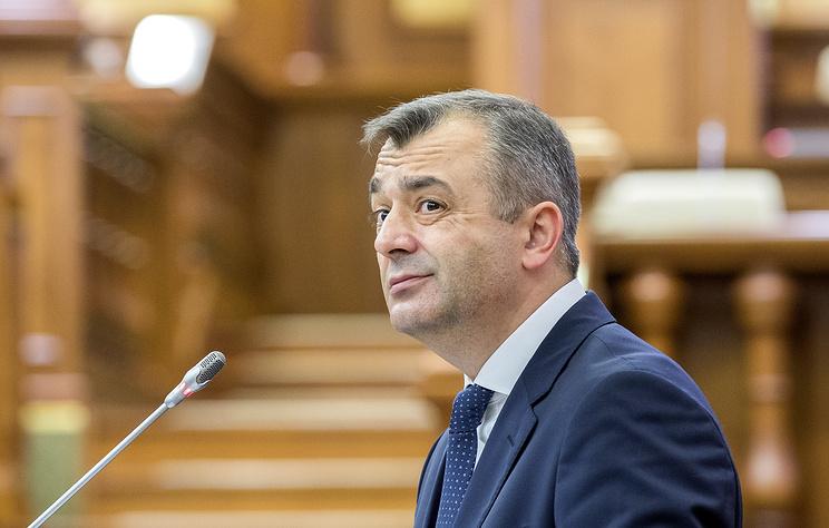 Новому премьер-министру Молдавии предстоит реализовать антикризисную программу