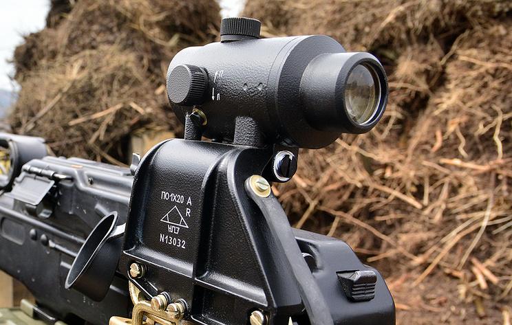 """Итальянские стрелки будут использовать российские прицелы производства """"Швабе"""""""