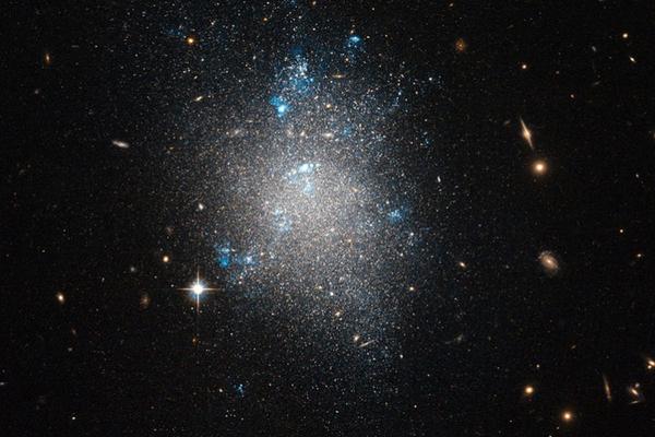 Открыт необъяснимый космический феномен