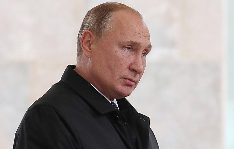 Путин принимает участие в приветственной церемонии перед саммитом ОДКБ. Видеотрансляция