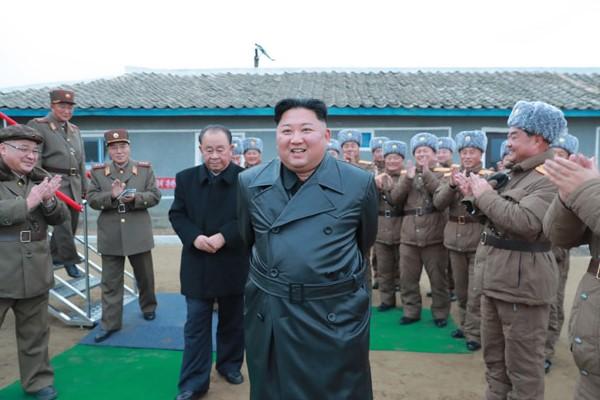 Северная Корея испытала ракетную установку сверхбольшого калибра