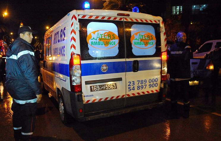 Россияне не пострадали в ДТП с туристическим автобусом в Тунисе