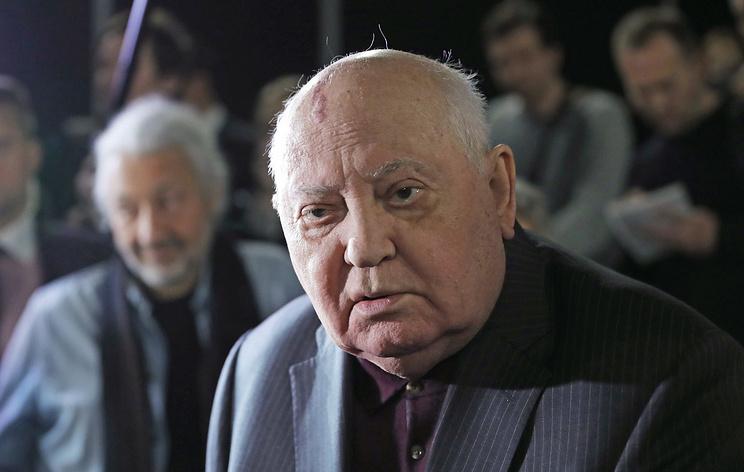 Горбачев надеется на сохранение ДРСМД между Россией и США