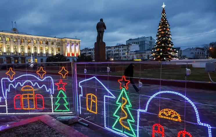 Туры в Крым на новогодние праздники подешевели