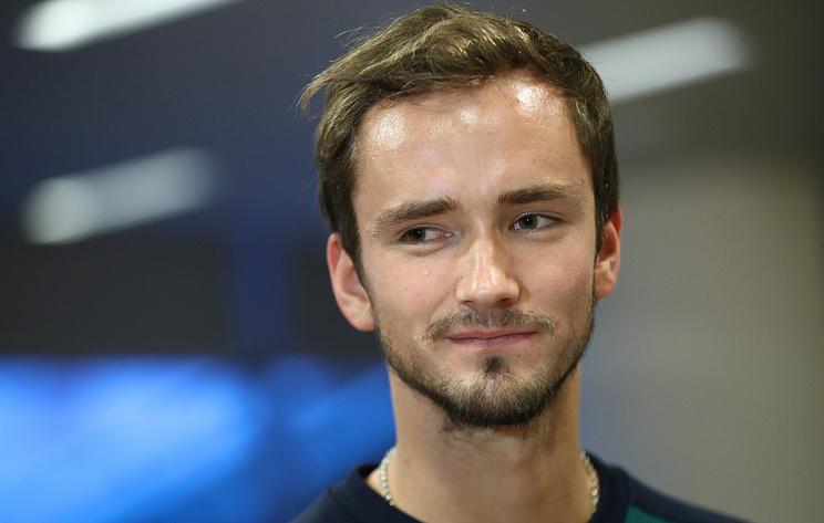 Даниил Медведев признан лучшим теннисистом года в России