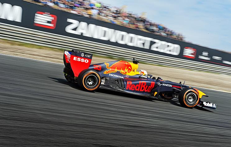 """Трасса """"Формулы-1"""" в Нидерландах будет готова в феврале 2020 года"""