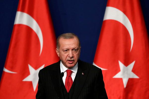 Эрдоган рассказал об отношениях с Россией