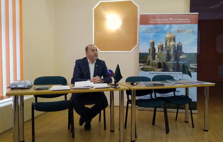 Москва, Краснодар и Северная Осетия собрали больше всего средств на создание храма ВС РФ