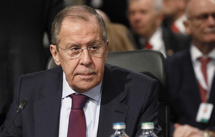 Лавров обсудил в Братиславе с главой дипломатии ЕС ситуацию на Украине, в Сирии, Венесуэле