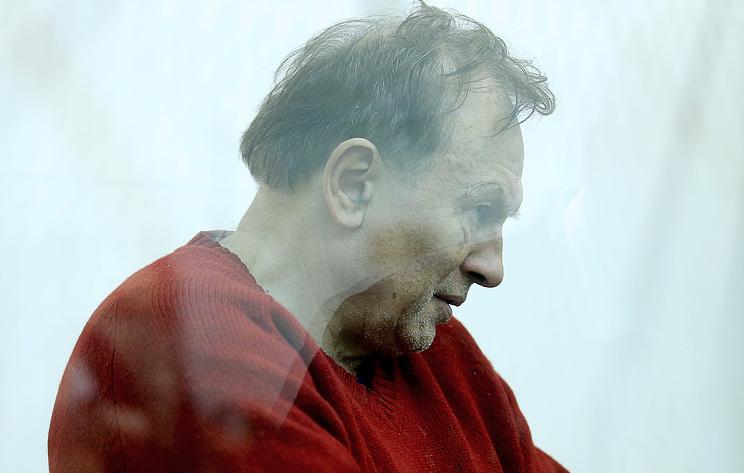 Источник: историк Соколов направлен в центр психиатрии им. В. П. Сербского для экспертизы