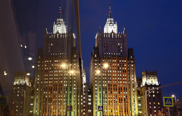 В МИД РФ заявили, что новые санкции США в отношении России не останутся без ответа