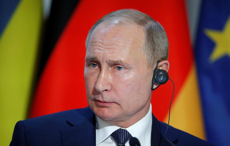 Путин: убитый в Берлине гражданин Грузии был организатором взрывов в метро Москвы