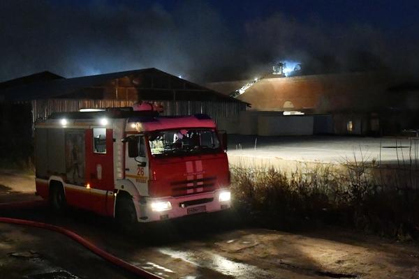 Три ребенка погибли в результате пожара под Ярославлем