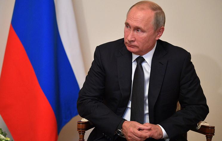 Путин прибыл с визитом в Дамаск и встретился с президентом Сирии