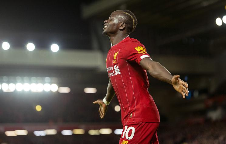 """Нападающий """"Ливерпуля"""" Мане признан лучшим футболистом Африки 2019 года"""