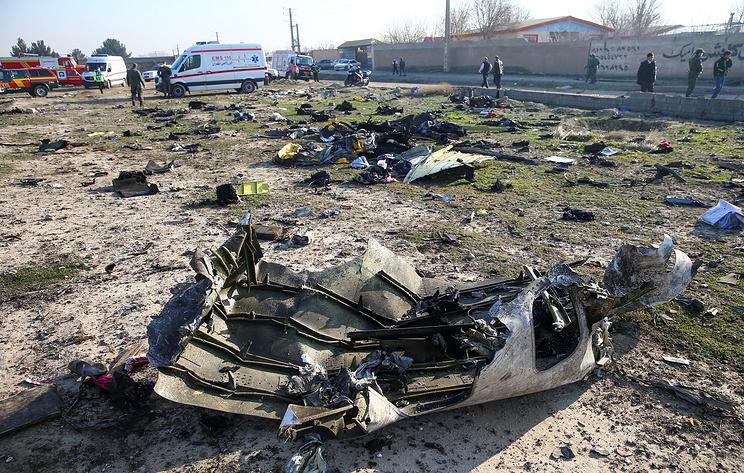 Гражданская авиация Ирана опровергла версию о ракетном ударе по украинскому Boeing-737